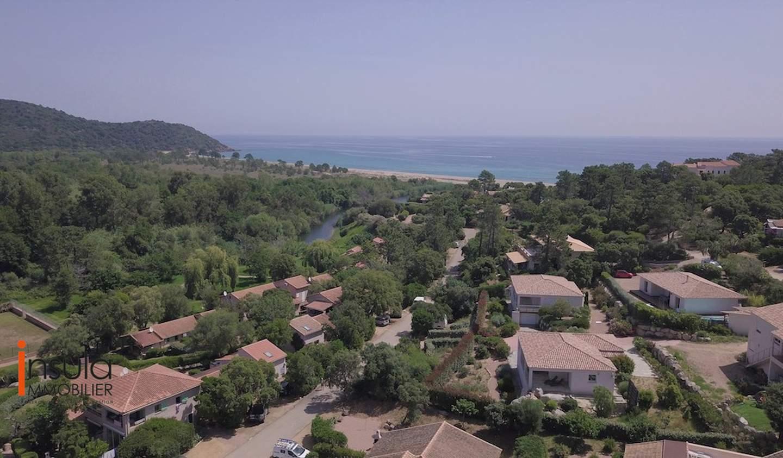Villa avec terrasse Sainte lucie de porto vecchio