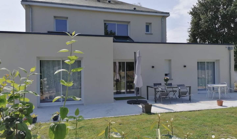 Maison avec terrasse Sautron