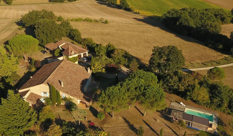 Maison avec piscine et terrasse Castet-Arrouy