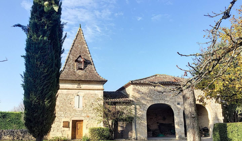 Castle Cordes-sur-Ciel