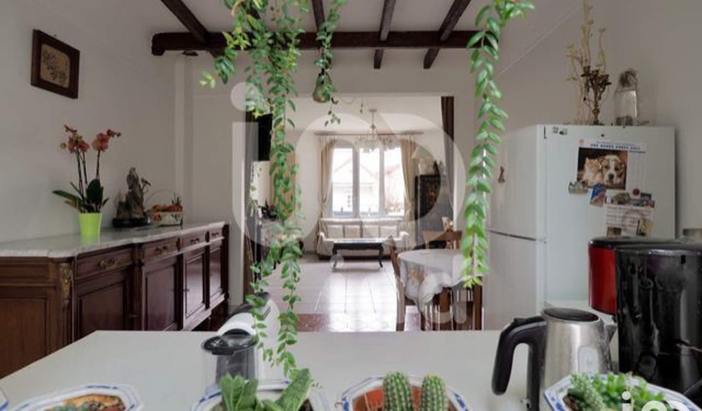Maison avec terrasse Creteil
