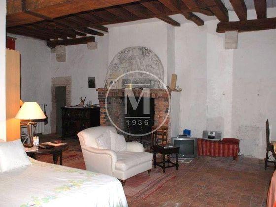 Vente manoir 6 pièces 200 m2