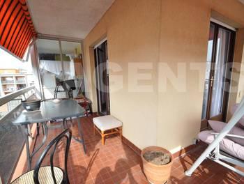 Appartement 2 pièces 54,58 m2
