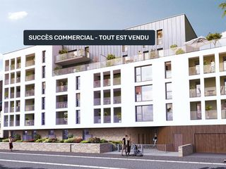 Appartement Saint-Jacques-de-la-Lande