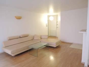 Appartement meublé 3 pièces 68,39 m2