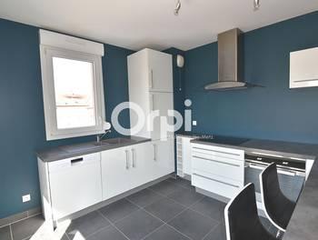 Appartement 4 pièces 63,67 m2
