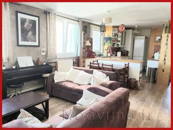 Appartement 4 pièces 81,64 m2