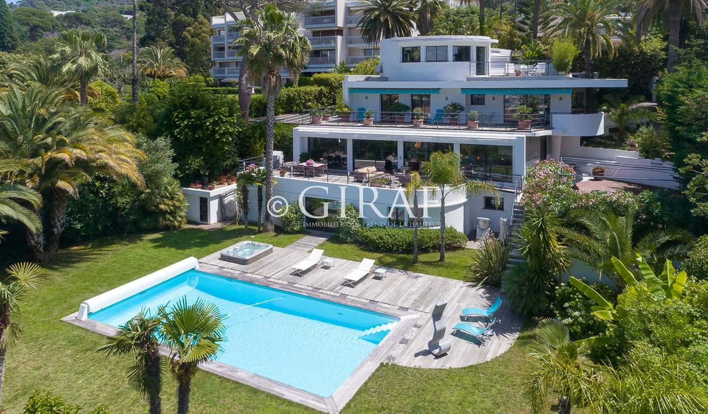 Villa with pool and terrace Cannes la bocca
