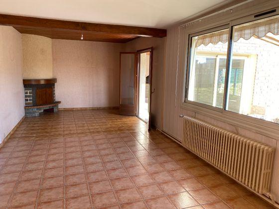 Vente maison 4 pièces 101,89 m2
