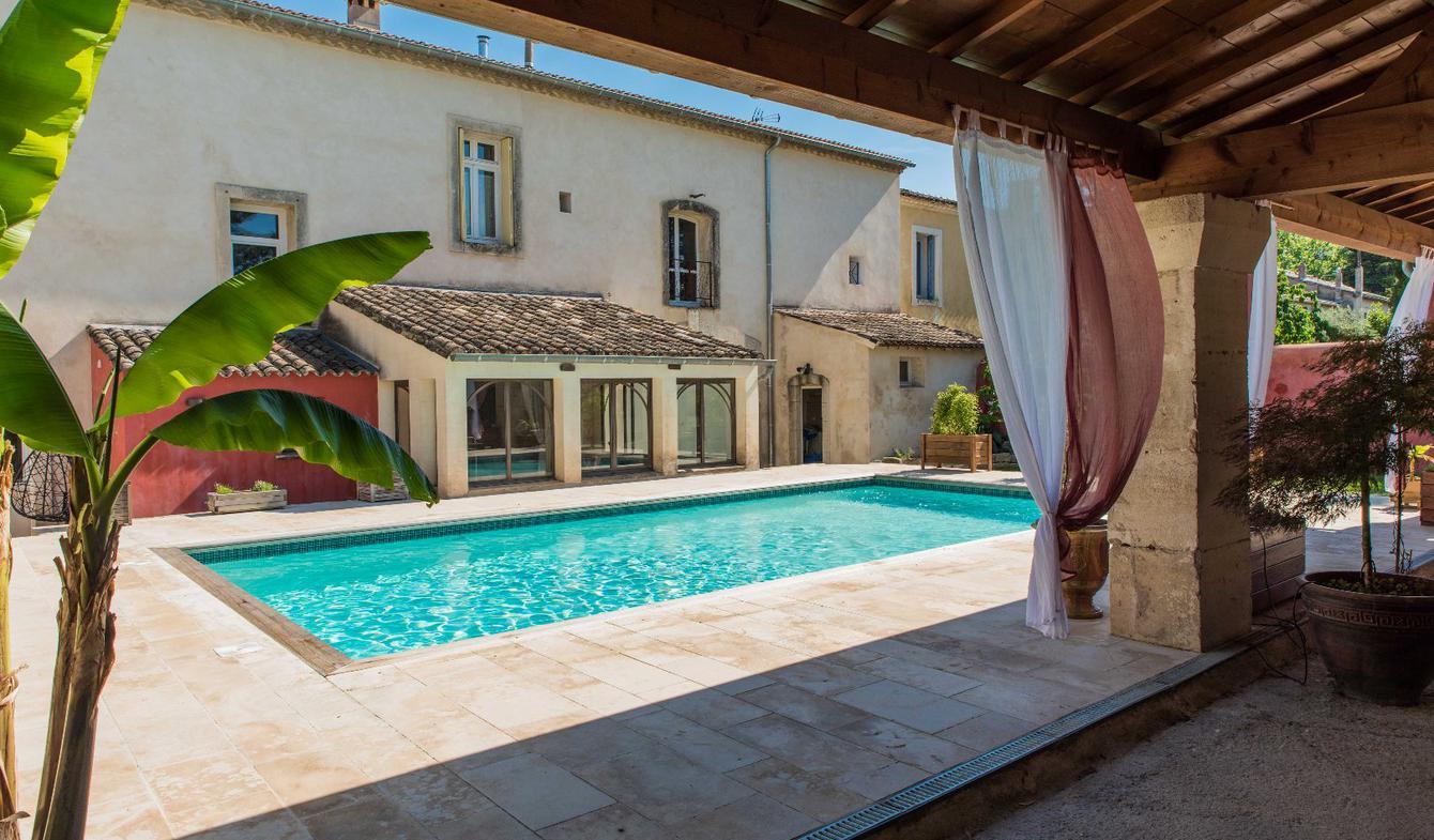 Maison avec piscine Baillargues