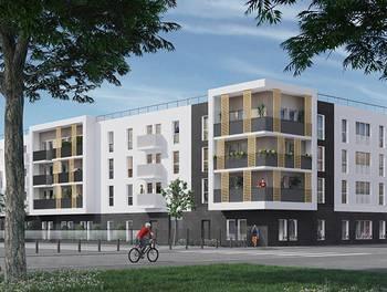 Appartement 3 pièces 55,84 m2