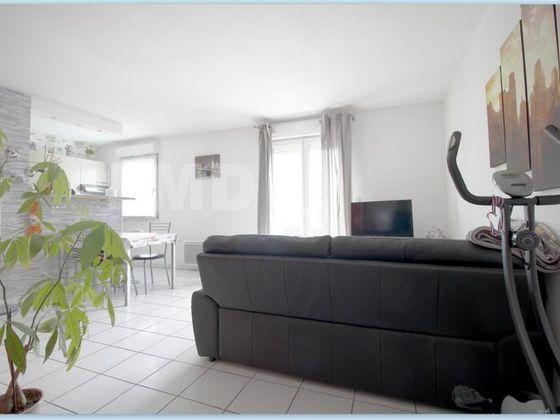 Vente appartement 2 pièces 45,27 m2