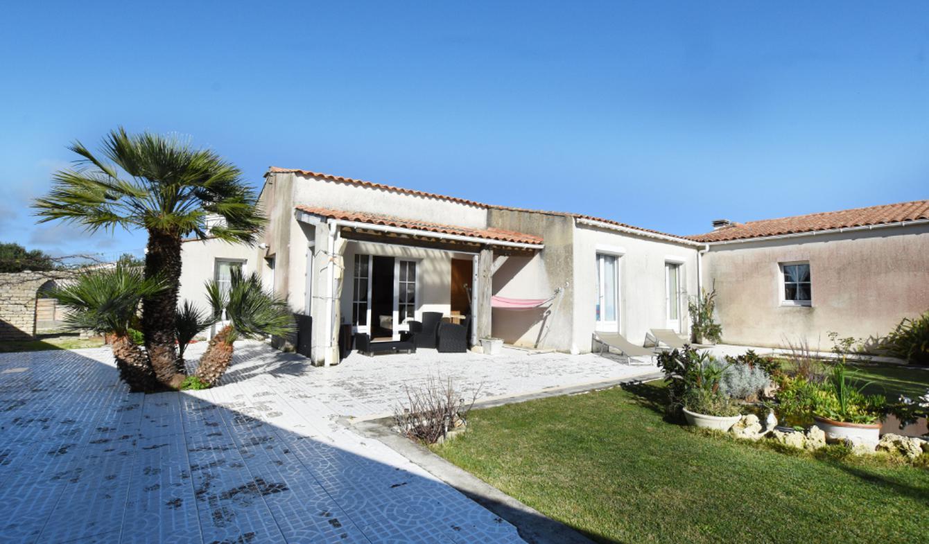 Maison avec piscine Loix