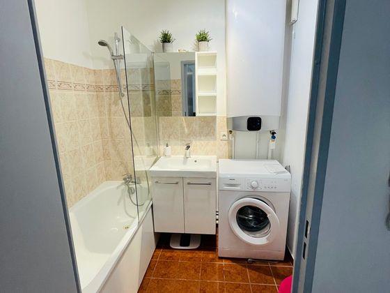 Location appartement meublé 2 pièces 39,57 m2