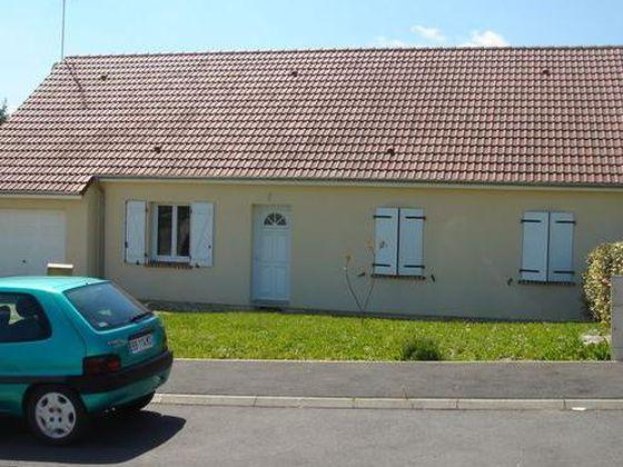 Location maison 6 pièces 105 m2