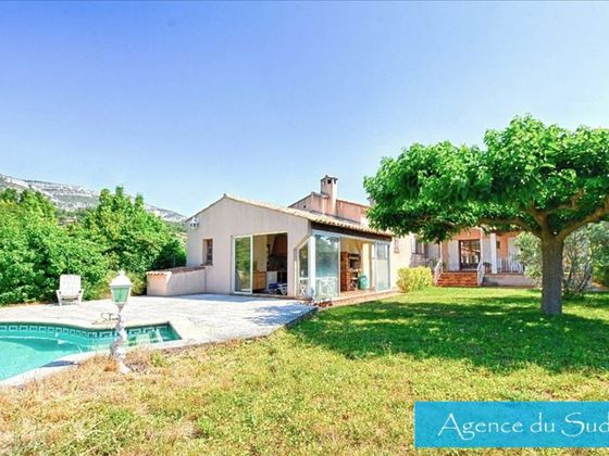 vente Maison 5 pièces 160 m2 Roquevaire