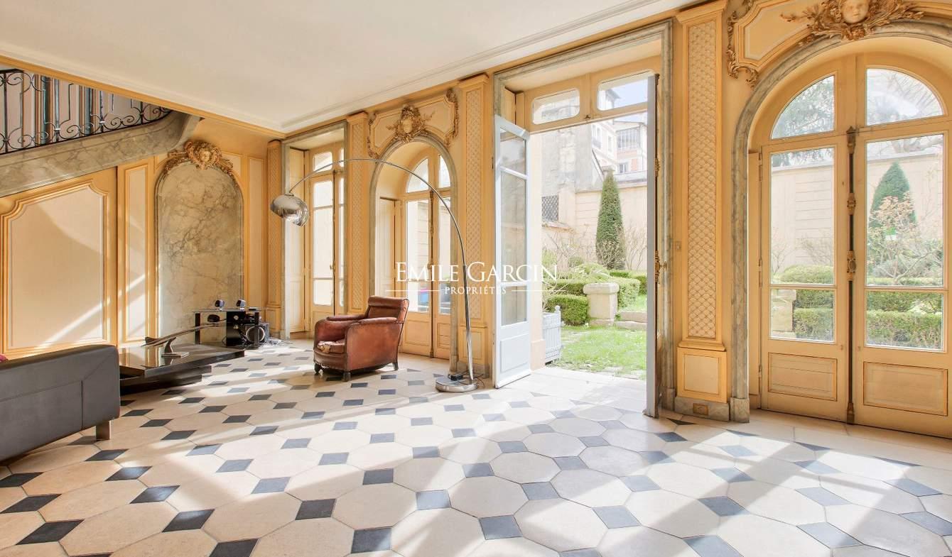 Hôtel particulier Versailles