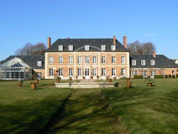 château à Chaumont-en-Vexin (60)