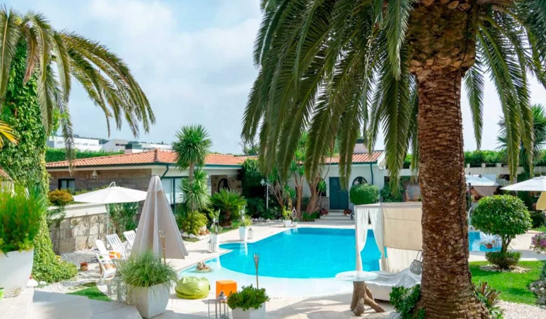 Villa with pool Maia