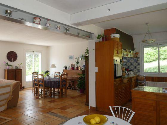 Vente maison 5 pièces 120,76 m2