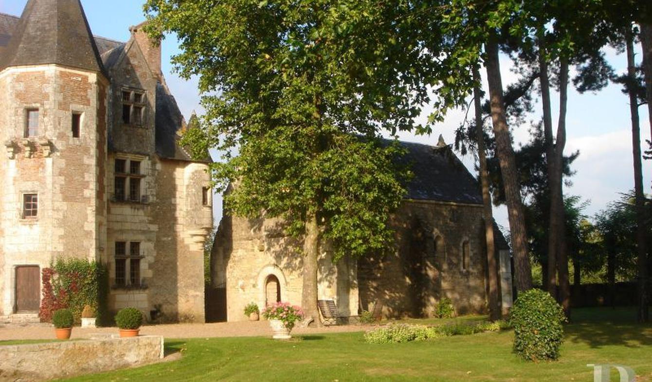 Propriété viticole Tours