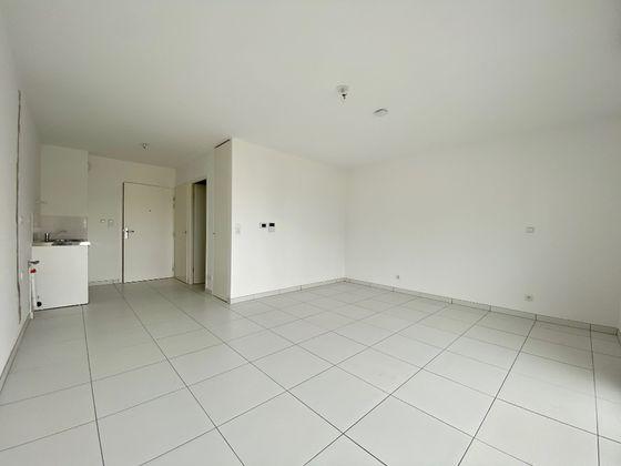 Location studio 31,35 m2