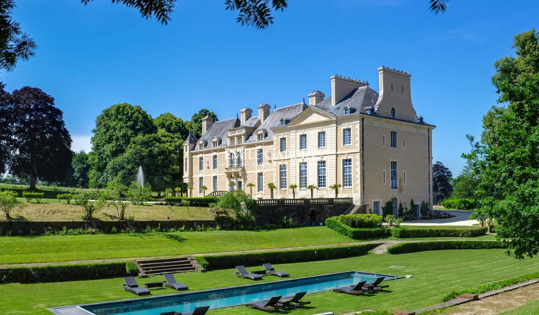 Château Villers-Bocage