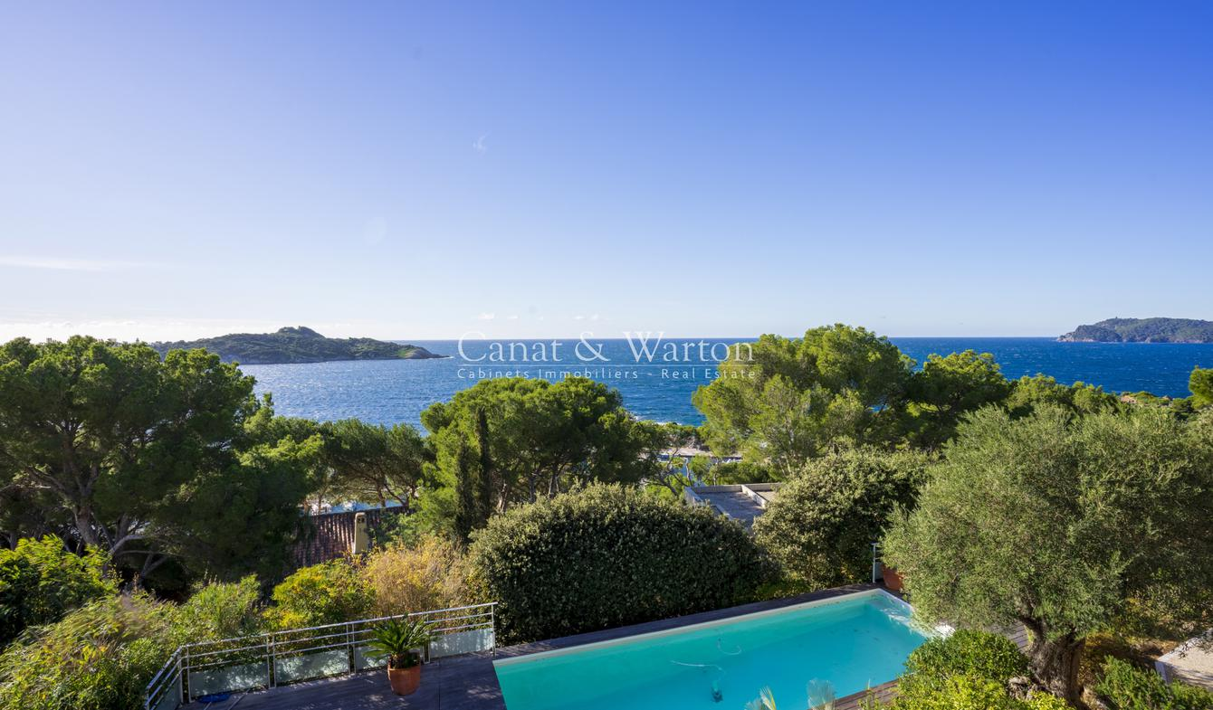 Villa avec piscine Hyeres