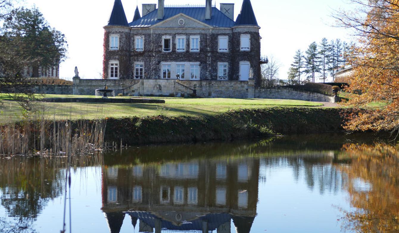 Castle Montlucon
