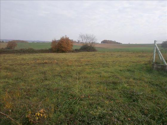 Vente terrain 2713 m2