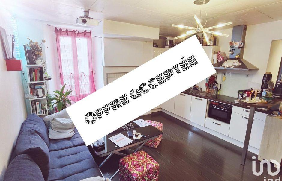 Vente appartement 2 pièces 32 m² à Cagnes-sur-Mer (06800), 139 500 €