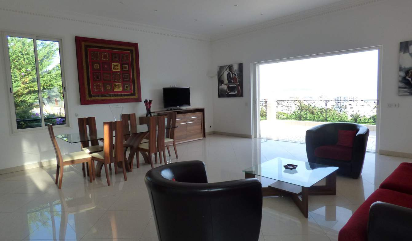 Property with pool and garden Le golfe juan