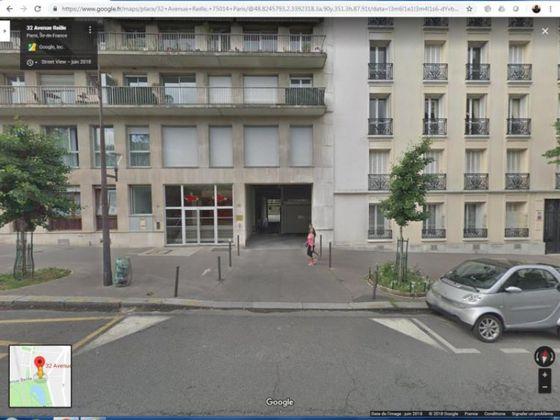 Location parking 12,75 m2