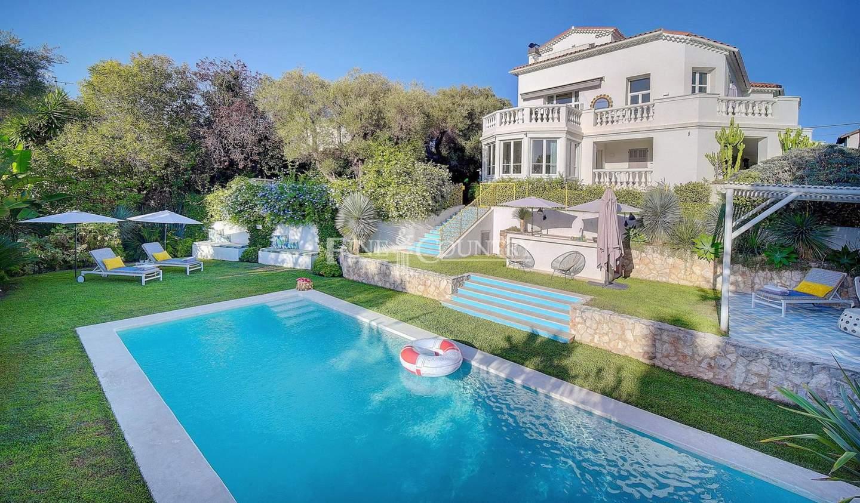 Villa with pool Cap d'Antibes