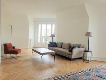 Appartement meublé 7 pièces 130 m2