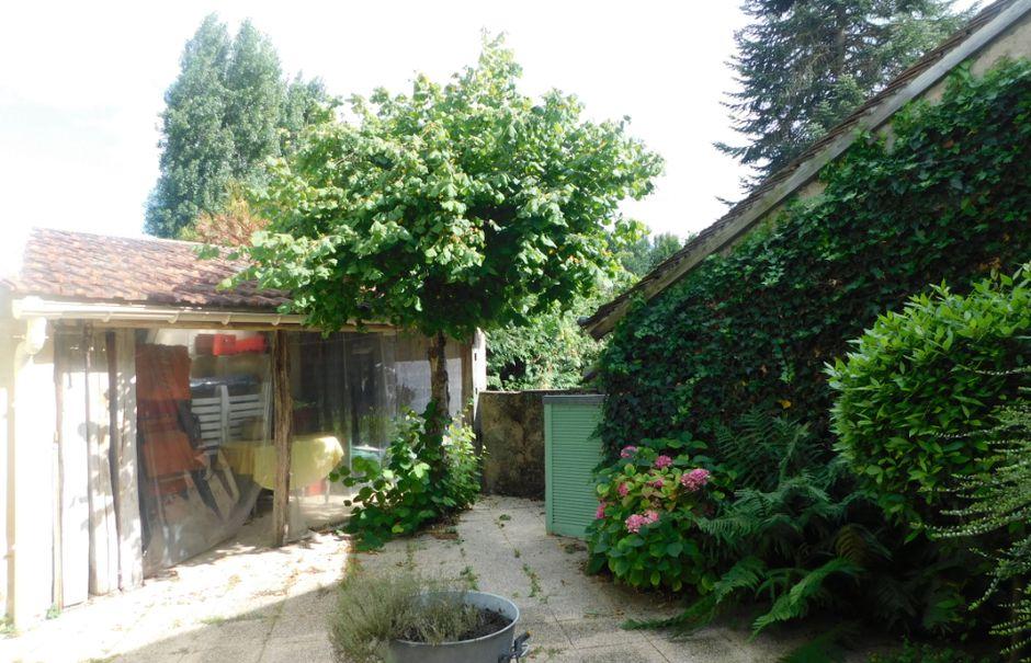 Vente maison 4 pièces 90 m² à Rogny-les-Sept-Ecluses (89220), 94 000 €