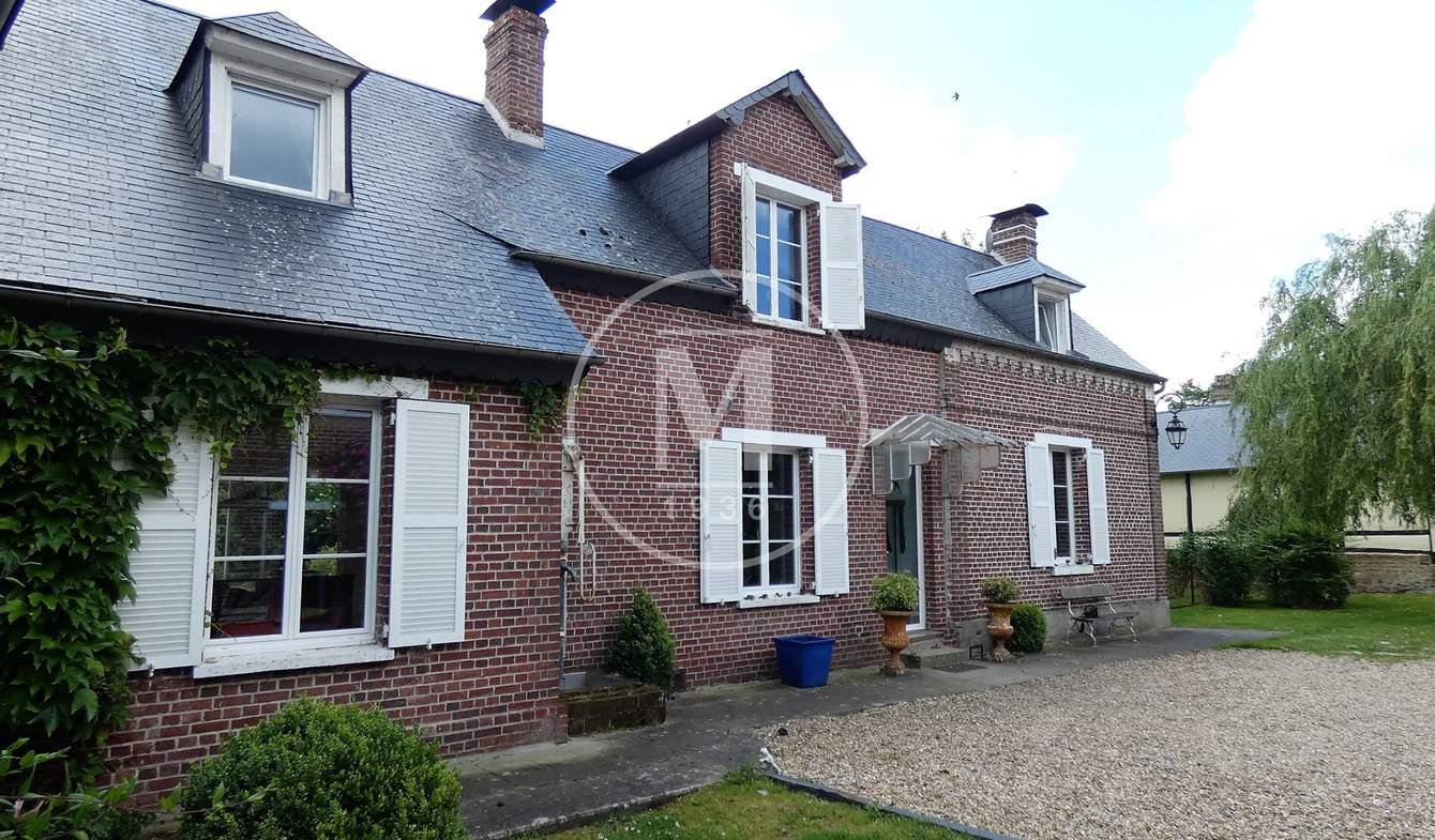 Maison avec terrasse Gerberoy