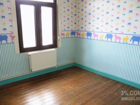 Vente ferme 6 pièces 152 m2