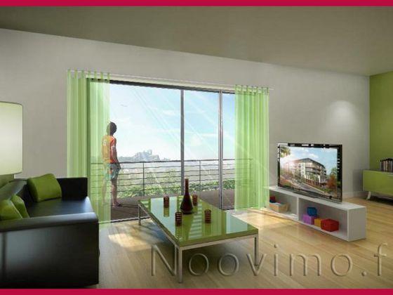 Vente appartement 3 pièces 67,1 m2