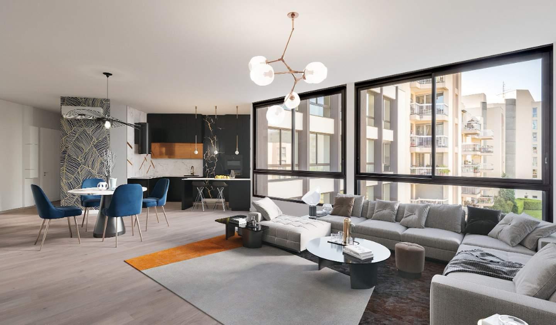 Apartment Lyon 8th