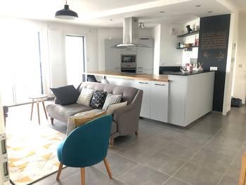 Appartement 4 pièces 88,96 m2