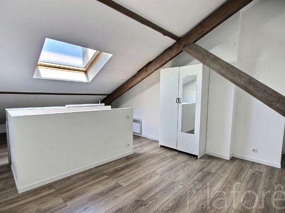Vente appartement 3 pièces 57,34 m2