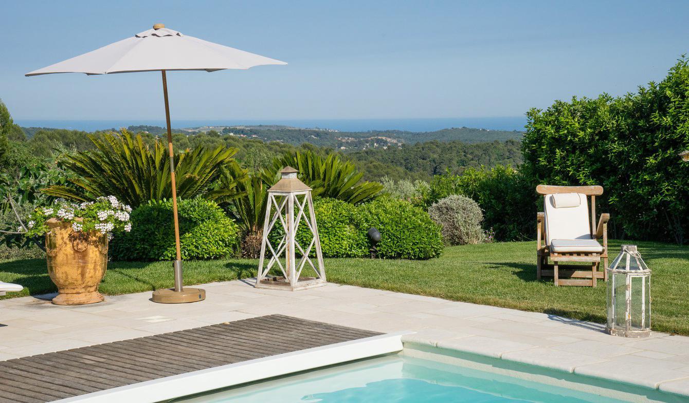 Villa with pool Opio