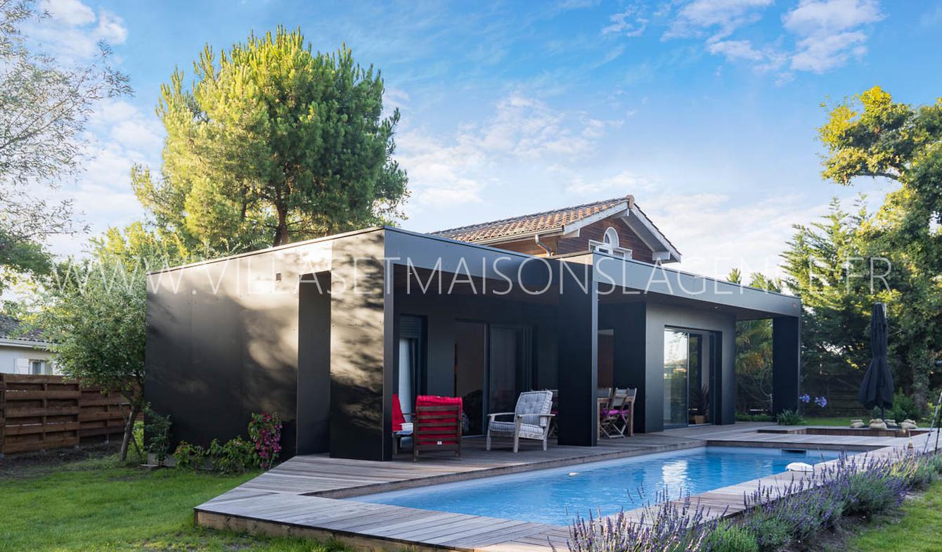 Maison avec piscine Ares