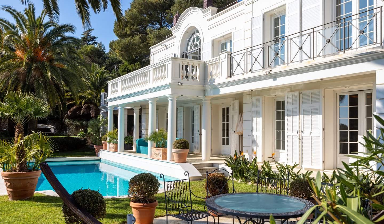 Propriété avec piscine Saint-Jean-Cap-Ferrat