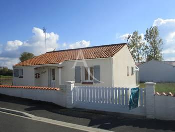 Maison 3 pièces 72,14 m2