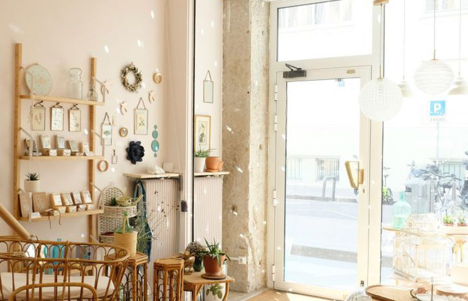 Vente locaux professionnels  47 m² à Lyon 6ème (69006), 60 000 €