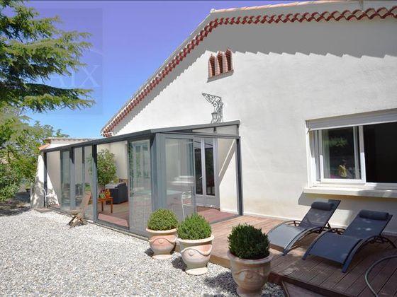 vente Villa 10 pièces 180 m2 La Penne-sur-Huveaune