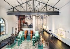 Une ancienne usine réhabilitée en loft d'exception