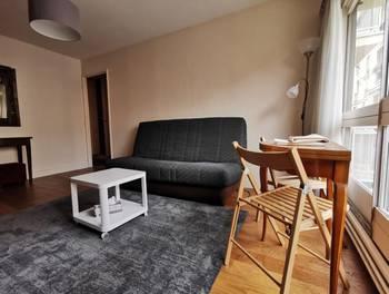 Studio meublé 29,02 m2